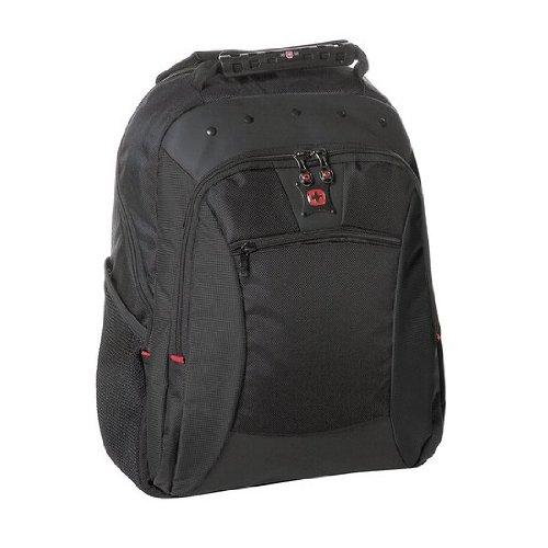 Wenger 628400 - Mochila para portátil, color negro, talla única