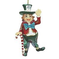 Gisela Graham : Christmas Decoration : Mad Hatter