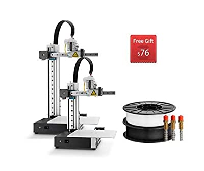 Tiertime Cetus3D Printer, back to school sales-Free Value Pack