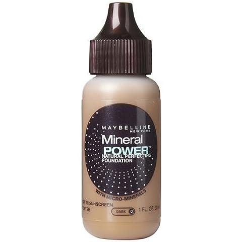 Maybelline Mineral Power Liquid Foundation, Toffee by (Maybelline Mineral Foundation)