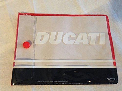 Porta Libretto Moto Ducati