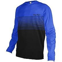 BurningBikewears Uglyfrog Verano Ropa Bicicleta Descenso Manga Larga Jersey Racewear Camiseta MTB Maillot Z08