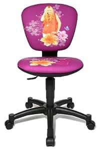 Topstar 6920J96E Disney Chaise de bureau pivotante pour enfant Multicolore