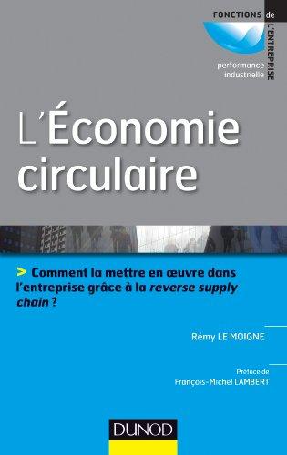 L'économie circulaire : Prix ACA BRUEL HEC (Performance industrielle)