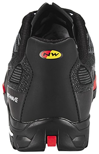 Northwave Outcross Knit - Chaussures - noir 2017 chaussures vtt shimano Noire