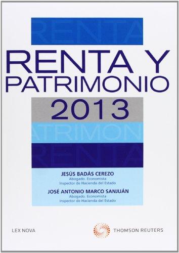 Renta Y Patrimonio. 2013