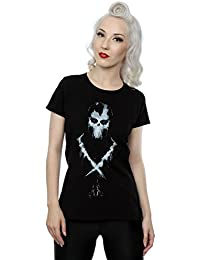 Marvel Femme Captain America Civil War Crossbones T-shirt XX-Large Noir