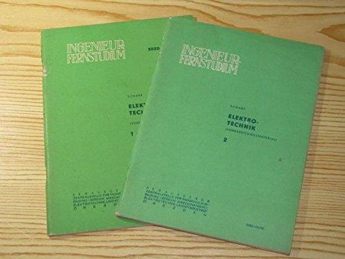 Ingenieurfernstudium - Elektrotechnik - Vorbereitungsmaterial (2 Teile)