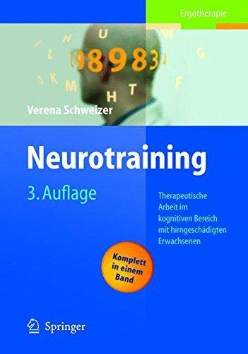 Neurotraining: Therapeutische Arbeit im kognitiven Bereich mit hirngeschädigten Erwachsenen Allied Zinn