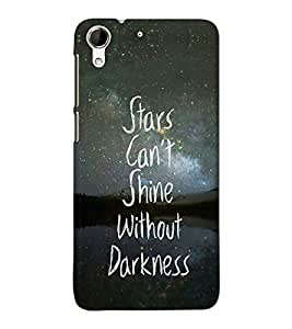 Design Cafe Back Cover For HTC Desire 728G, HTC Desire 728