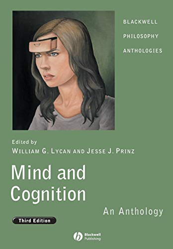 Mind and Cognition: An Anthology (Blackwell Philosophy Anthologies)