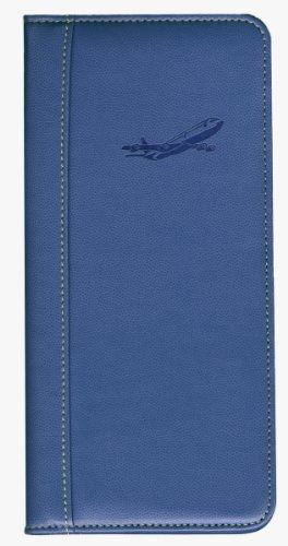 Preisvergleich Produktbild Travel Wallet +++ BLUE PASSPORT WALLET +++ Brieftasche +++ PORTEMONAIE +++ Pierre Belvédère Qualität