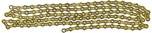 KMC X10SL 10 Speed 116 Links Kette (Gold) -