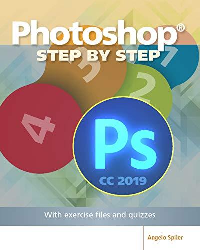 Photoshop Step by Step: CC 2019 (English Edition)