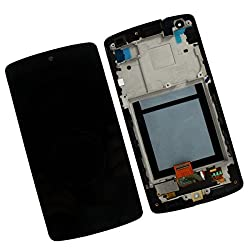 Lg D821 D820 Nexus 5 Lcd + Touch Screen Digitizer Complete Front Cover , Original, Genuine Replacement Lcd Screen Complete, Lg Part No: Acq86661402 Uk Supplier, From Itstek The Uk`s Original Parts Specialist