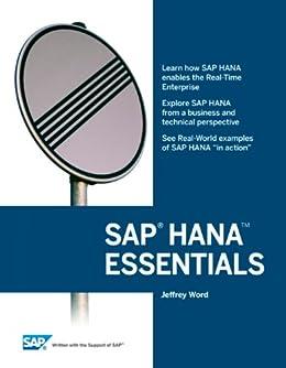 SAP HANA Essentials: 5th Edition (English Edition) par [Word, Jeffrey]