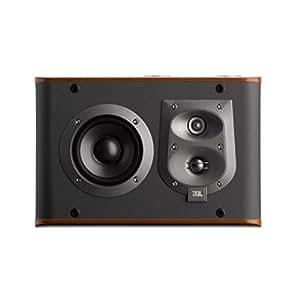 JBL ES10 Haut-parleurs d'étagère (paires) Puissance 50 W (en continue) / 200 W (en crête) Noir