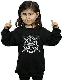 Harry Potter niñas Hogwarts Badge Wands Camisa De Entrenamiento