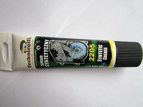 100ml Graisse synthétique Lubrifiant pour roulements à billes Articulations moteurs Ventilateurs de haute qualité électrique 100ml Neuf - Cuscinetto Lubrificante