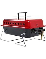 Crusader Gordon barbecue à gaz portable pour camping et caravanes