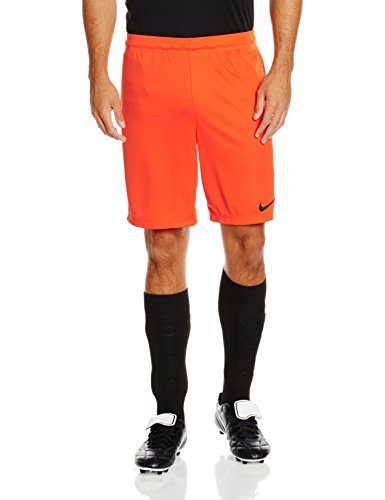 Nike Herren Fußballshorts Park II, Orange (Safety Orange/Black/815), Gr. L