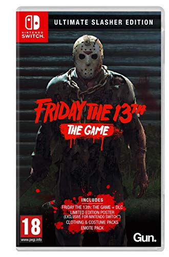 Friday the 13th: The Game - Ultimate Slasher Edition - Ultimate - Nintendo Switch
