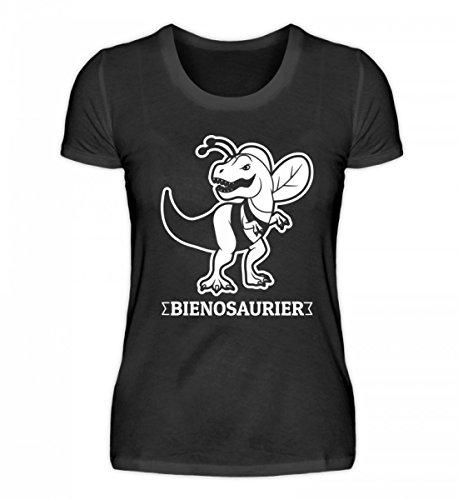 Chorchester Hochwertiges Damenshirt - Bienosaurier Fans -