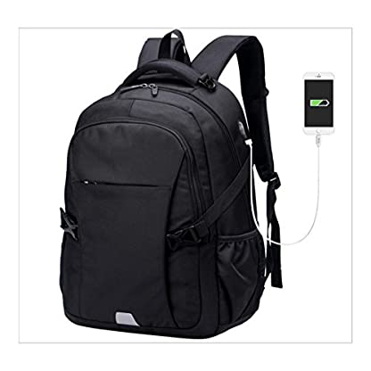 41ih xXuarL. SS416  - Beibao Mochila para portátil Mochilas para Viaje de Negocios Backpack con Puerto de Carga USB