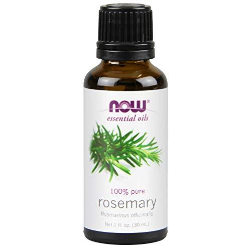 Das Reine Ätherische Öl Now Foods (Now Foods, Essential Oils, Rosemary, 1floz (30ml))