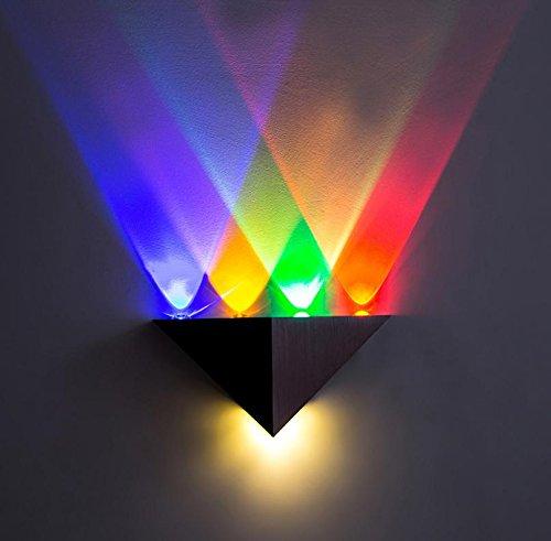 Wandleuchte @LED-Wandleuchte , 1