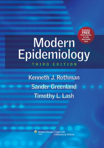 Modern Epidemiology: Includes free Online Access