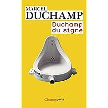 Duchamp Du Signe