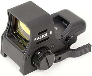 Falke ii leuchtpunkt visier: amazon.de: sport & freizeit