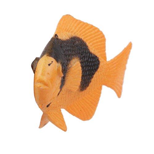 NUOLUX Ozean Tier tropischer Fisch Figur Modell Vorschul-Kinder Spielzeug-Pack 10 - 8