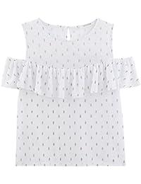 Promod Cold-Shoulder-Shirt