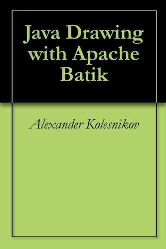 Java-batiken (Java Drawing with Apache Batik (A Tutorial) (English Edition))