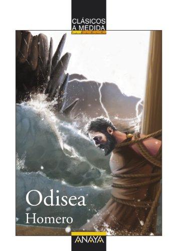 Odisea (Clásicos - Clásicos A Medida) por Homero