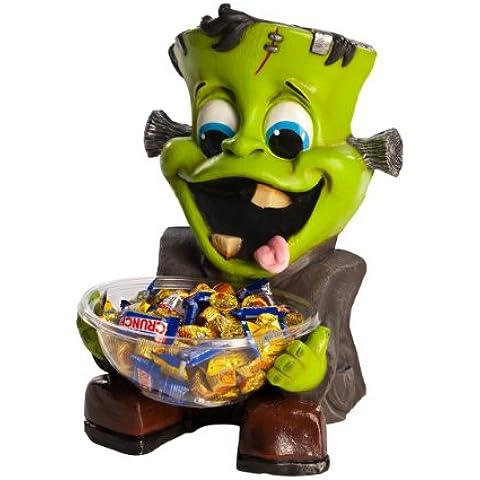 Halloween Candy Bowl Holder Frankenstein 50 cm Rubies