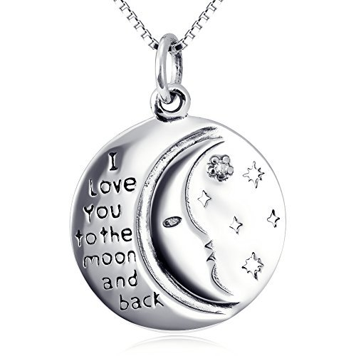 yfn-925sterling-silber-i-love-you-to-the-moon-and-back-smile-rotato-moon-zu-star-halskette-457cm