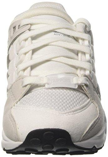 adidas EQT Support C, Scarpe da Ginnastica Unisex – Bambini, Bianco (Ftwr Grey One F17/Ftwr White), 33 EU