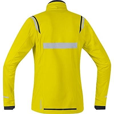 GORE Running Wear Herren MYTHOS 2.0 WINDSTOPPER Soft Shell Zip-Off Light Jacke, JWMYLM von Gore Running Wear bei Outdoor Shop