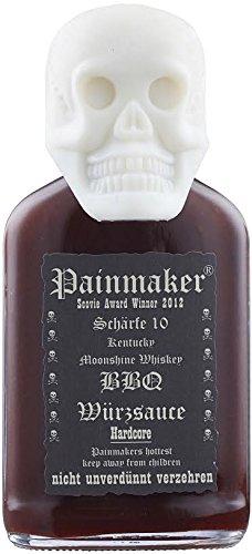 Painmaker - Hardcore BBQ Würsauce - 100ml