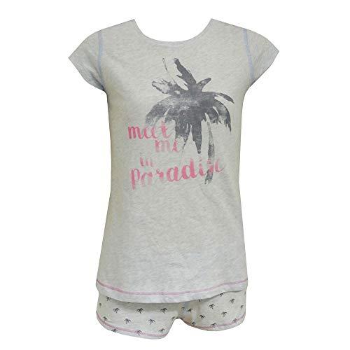 Sanetta - Sanetta filles pyjamas d'été, bleu - 243908 Sanetta