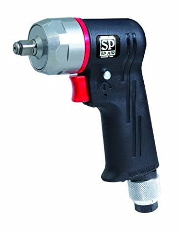 SP Air Corporation SP-7825S 1/4-Inch Light Weight Composite Impact Wrench by SP Air Corporation