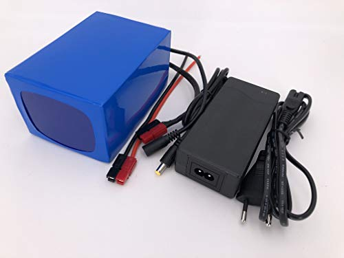 24V 10Ah 240Wh Akkupack Pedelec E-Bike Ebike Scooter Lithium-Ionen Akku Batterie Battery incl. BMS + Ladegerät -