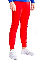 Pantalon Legea Panta Hershel Rouge