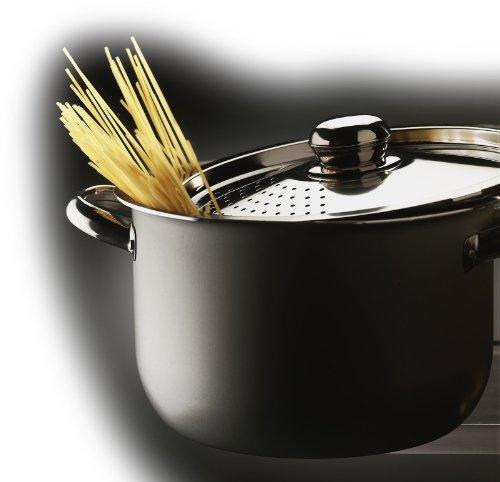La pratica spaghettiera scolapasta - Capacità 5 lt