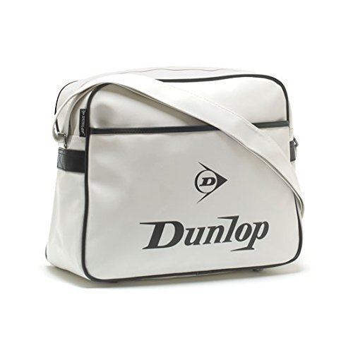Dunlop Shoulder Bag - White Black Original