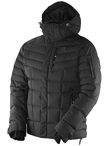 Herren Outdoor Jacke Salomon Icetown Jacket Black