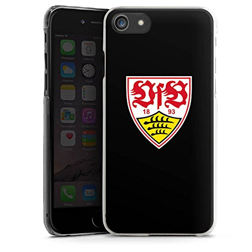 Apple iPhone 7 Hülle Case Handyhülle VfB Stuttgart Fanartikel 1893 Fußball Hard Case transparent
